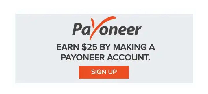 Open payoneer account in Nigeria free